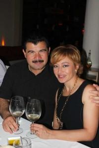 blog-du-vin.fr- Gustavo Ortega et sa femme